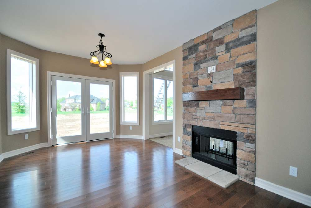 kitchen-bay-doors & Berkshire-II Model - Essex Homes u0026 Remodeling