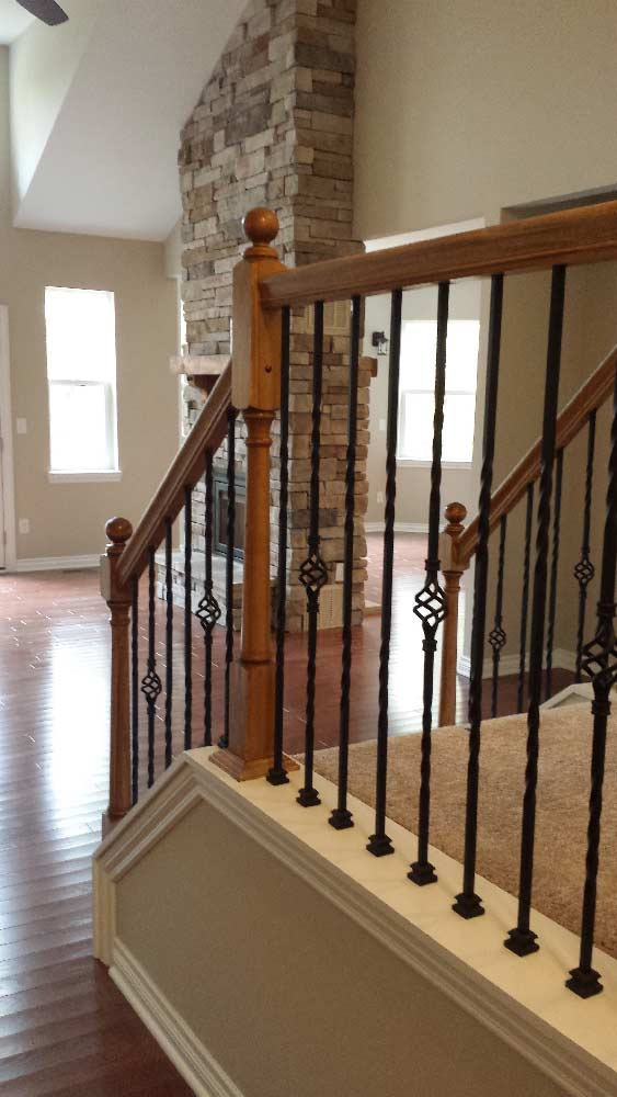 wood-stair-rail-with-iron-spindles