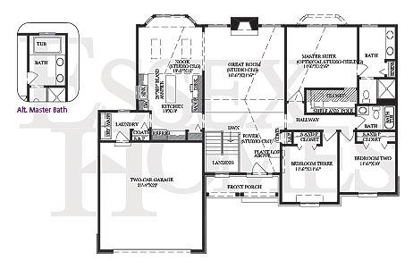 hamlet-floor-plan